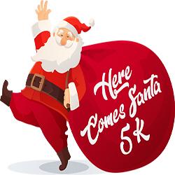 Here Comes Santa 5K<br /> STARTLINE RACING EVENT