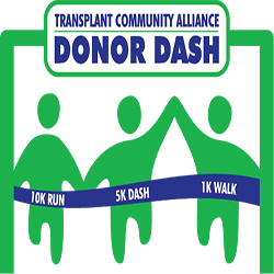 Donor Dash - 10K - 5K - 1K