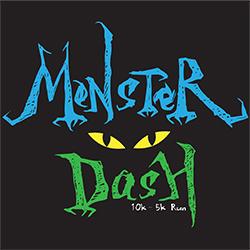 Monster Dash<br /> 10K, 5K